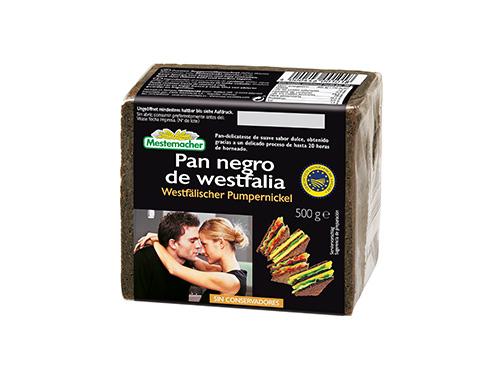 Pan-negro-de-westfalia