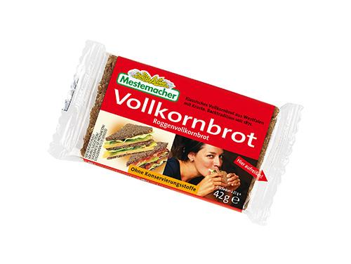 Portionspackung-Vollkorn