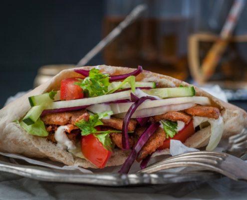 Classic Doner Kebab, Berlin-Style