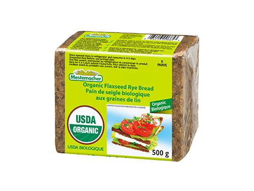 Organic-Flax-Seed-Rye-Bread