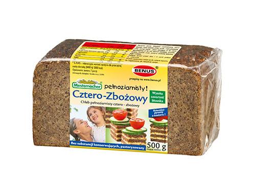 Chleb-czterozbożowy-pełnoziarnisty