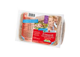 Eiweiß-Toastbrötchen