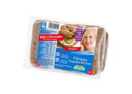 Fitness-Toastbrötchen-Roggen